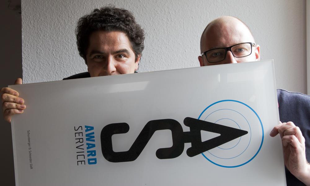 Award Service - Schneider und Schamberger