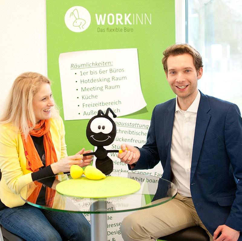 Work Inn Dörte und Tim Schabsky