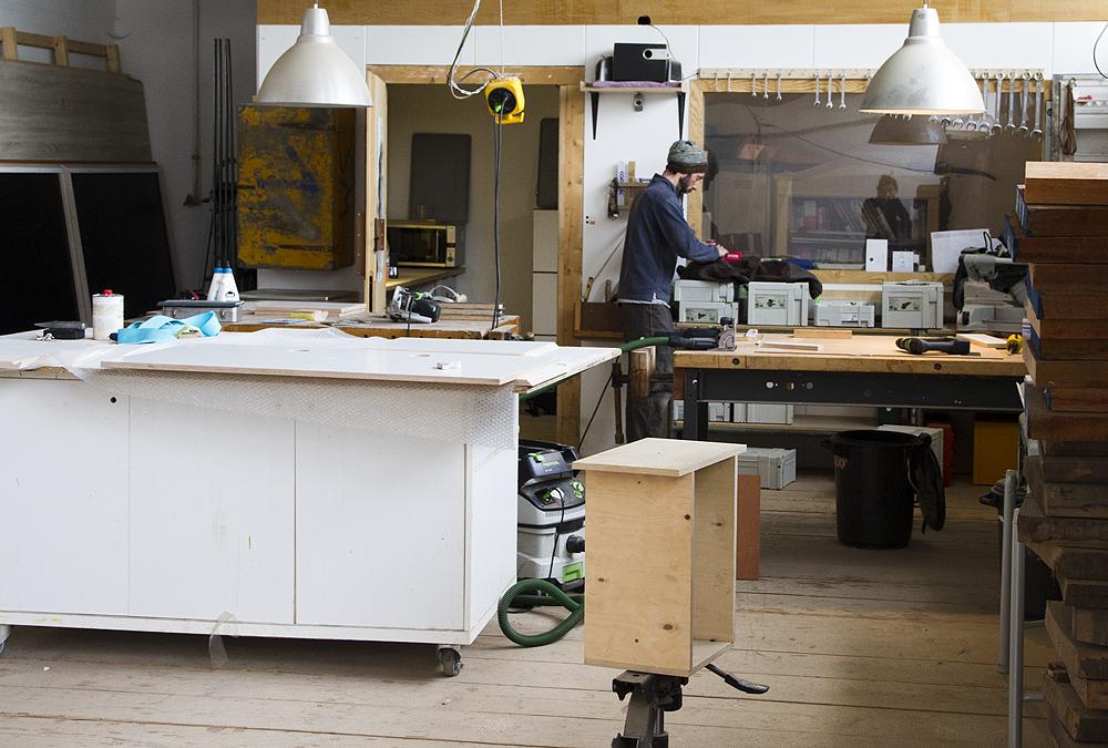 Rohstoff Design Werkstatt
