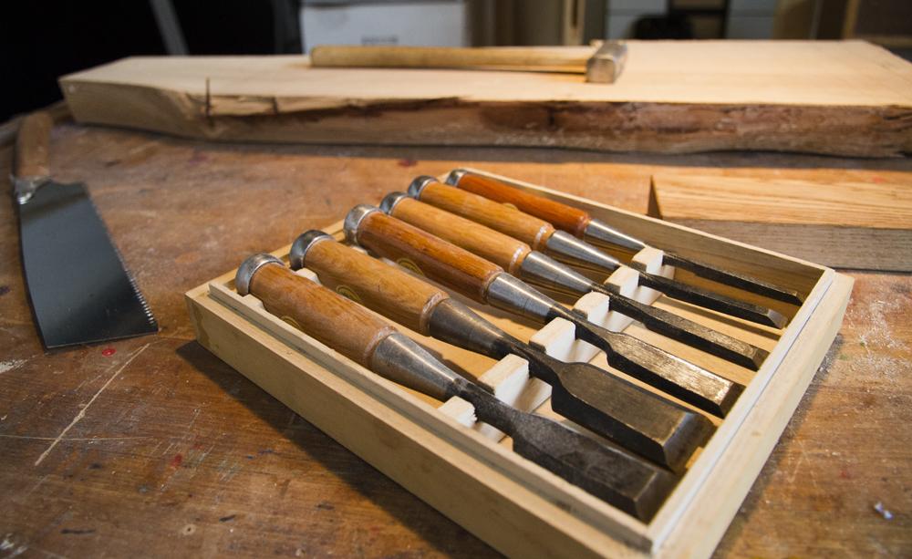 Rohstoff Design: Werkzeuge