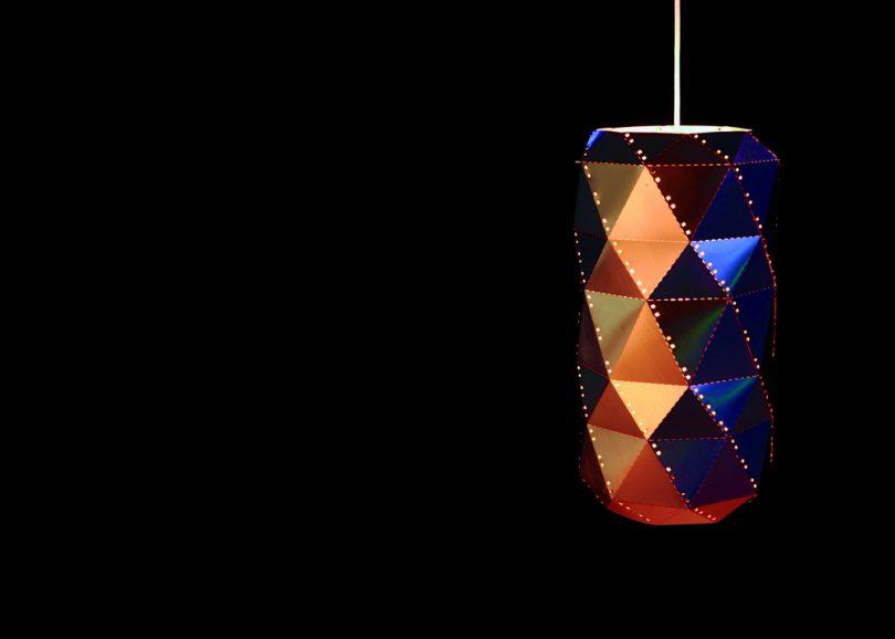 Rohstoff Design Leuchte