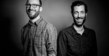 Uli Fahr und Felix Herberhold von Rohstoff Design