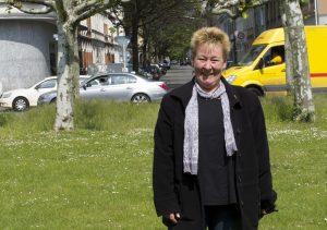 Annette Kritzler, Gründerin der Borsigplatz VerFührungen