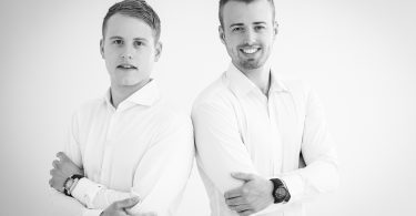 experiencr Dortmunder Startup: Gründer Dennis Kramer und Wieland Feuerstein
