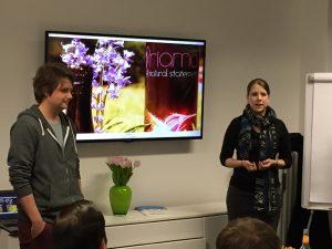 Bianca Schiffer schildert die bittere Erfahrung ihres Startups Priamo mit einer Abmahnung. (Foto: Holger Manzke)