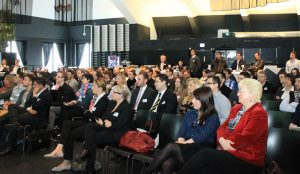 Das Publikum (Foto: Wirtschaftsjunioren)