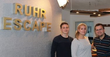 RuhrEscape Gründer Team