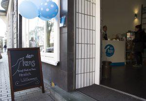 Julian hat seinen Laden zunächst als Popup Store in der Kaiserstr. 75 in Dortmund gestartet. (Foto: Carmen Radeck)