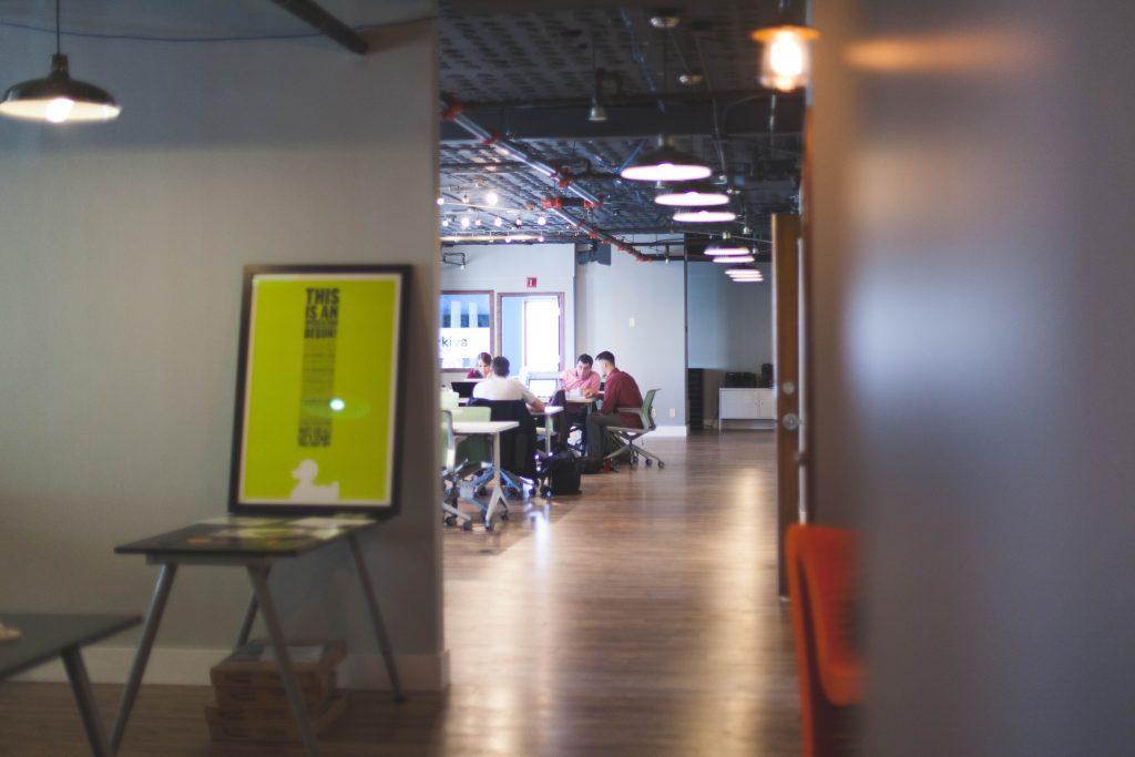 Startup Ökosysteme Coworking Ruhrgebiet