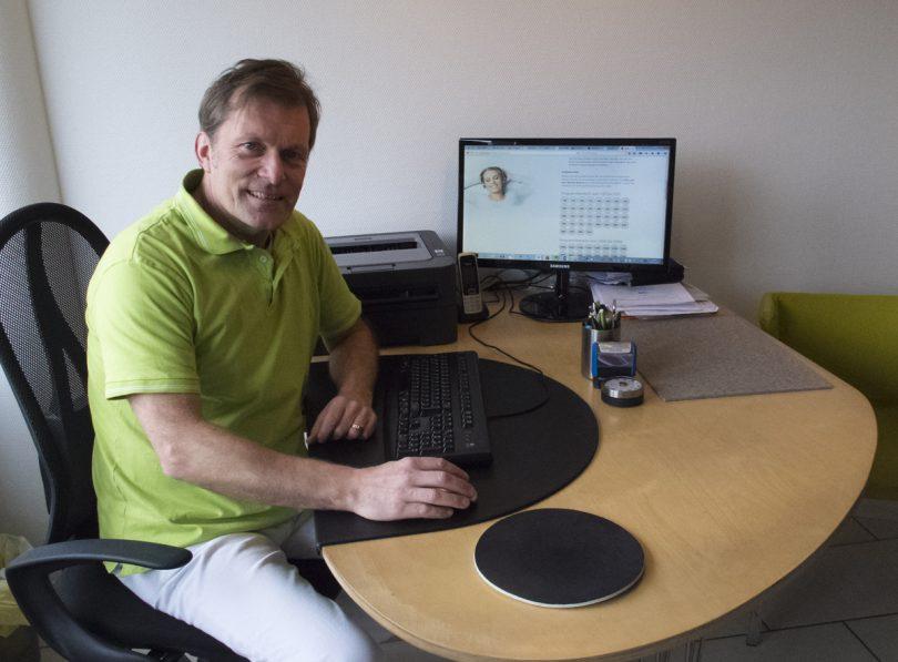 Dr. Uso Walter, Gründer von mynoise