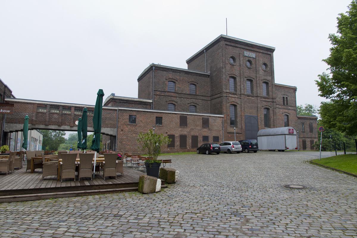 RuhrSummit in der Zeche Carl in Essen