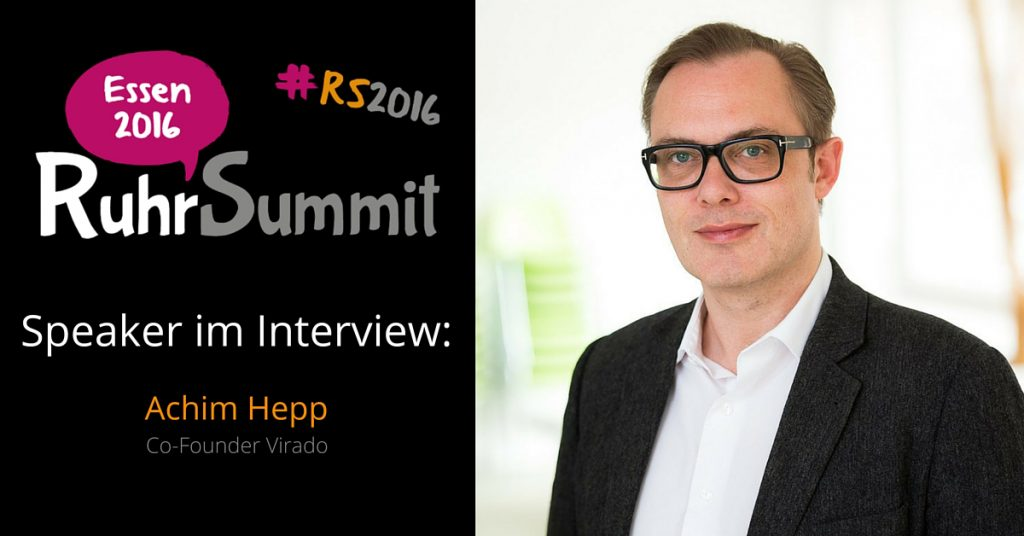 Interview Achim Hepp