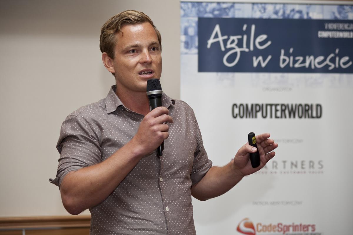 Sebastian Klein, Co-Founder von Blinkist
