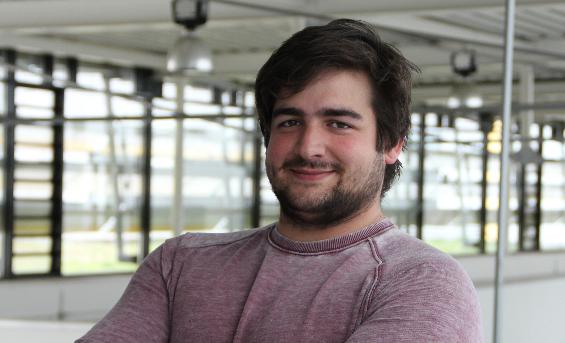 Matteo Cagnazzo, Co-Founder von Quvert