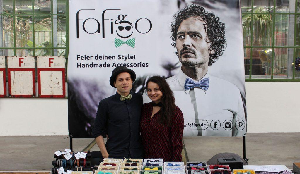 Gründerteam Fafigo
