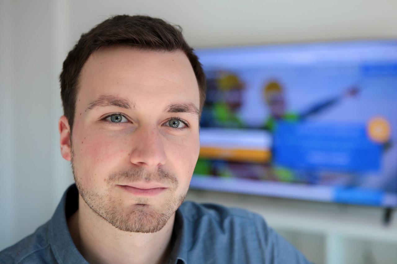 Niklas Börgmann, Gründer von Monteurzimmer-1a.de