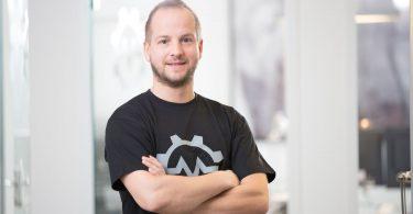 Thorsten Muschler: Erst Einzelunternehmen, dann Startup
