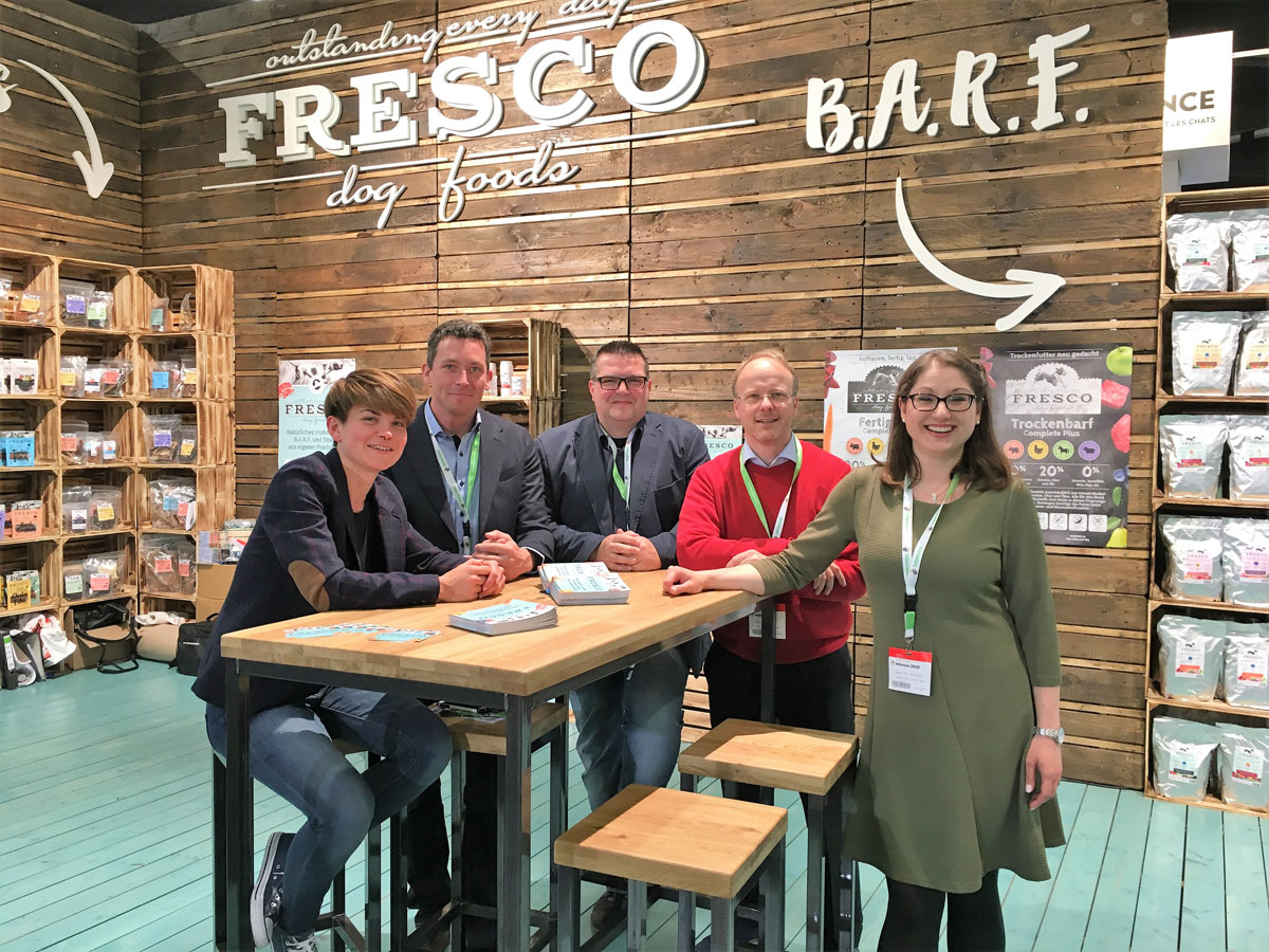 Startup Team Fresco Dog Foods