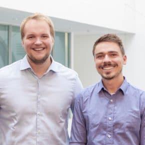 Das Gründerteam von FilChange aus Dortmund