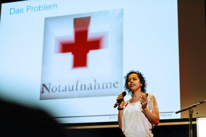 Merit Gründerin Hatice Tavli
