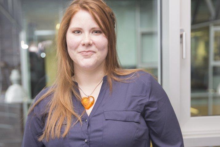 Expertin für Online-Communities: Nora Breuker